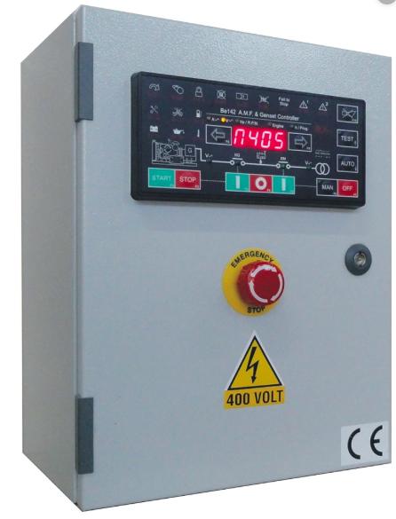 Transferencias automáticas - plantas electricas